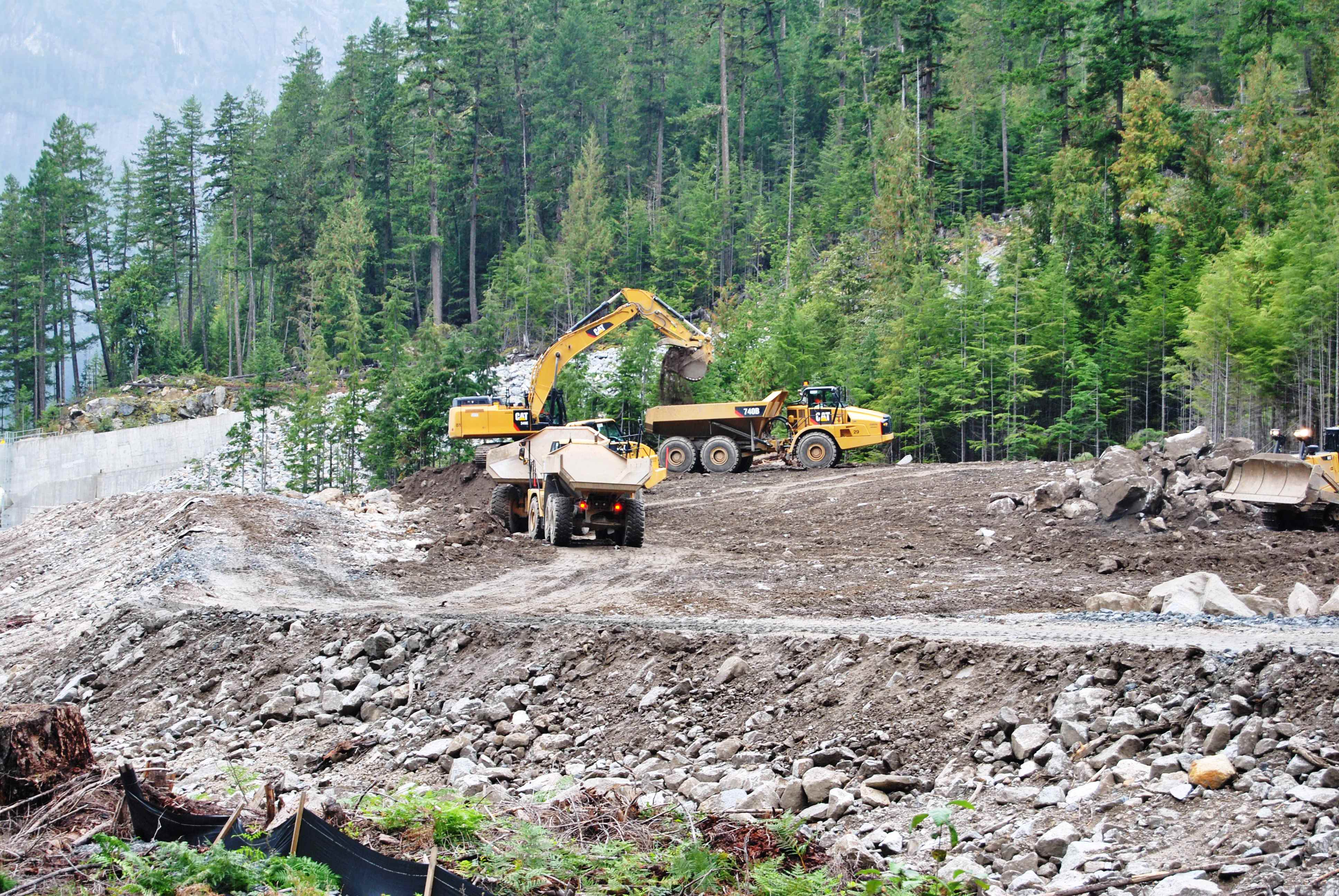 Arrowsmith Project Management Limited – Toba Valley